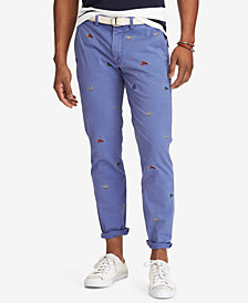 Polo Ralph Lauren Men's Nautical Straight-Fit Chinos