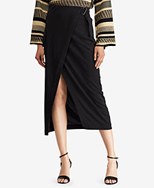 Polo Ralph Lauren Cargo Wrap Skirt