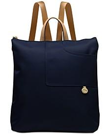 Pocket Essentials Zip-Top Backpack