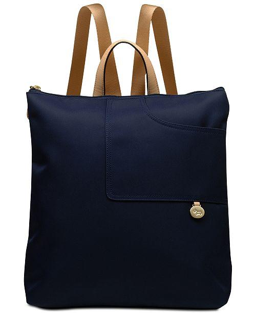 Radley London Pocket Essentials Zip-Top Backpack