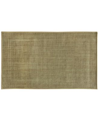 "Image of Bacova Woven Ridges 28.3"" x 46.0"" Accent Rug"