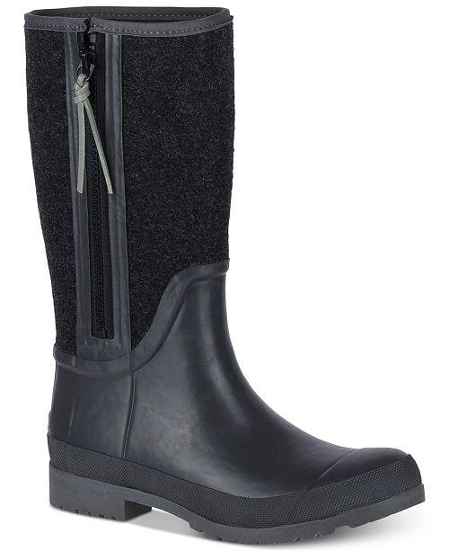 Sperry Women's Walker Wind Rain Boots Women's Shoes DA5etdri