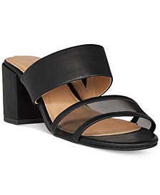 Esprit Sophia Strappy Slide Dress Sandals