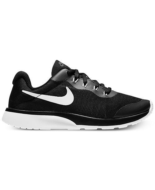 47d886dbc0fca ... Nike Little Boys  Tanjun Racer Casual Sneakers from Finish Line ...