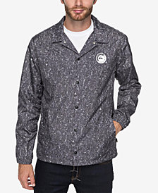 Quiksilver Men's Surf Coach Jacket