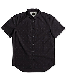 Quiksilver Men's Kamanoa Printed Button-Down Shirt