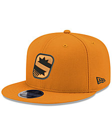 New Era Boys' Phoenix Suns Basic Link 9FIFTY Snapback Cap