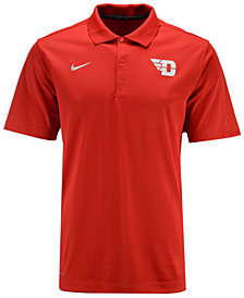 Nike Men's Dayton Flyers Varsity Team Logo Polo