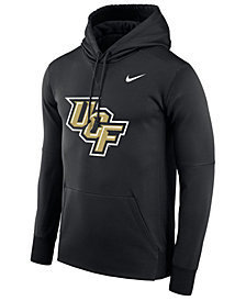 Nike Men's University of Central Florida Knights Therma Logo Hoodie