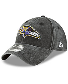 New Era Baltimore Ravens Italian Washed 9TWENTY Cap