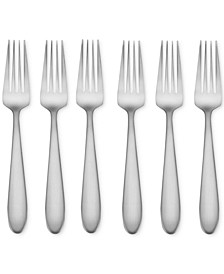 Vale 6-Pc. Dinner Fork Set