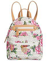 Giani Bernini Block Signature Small Backpack, Created for Macy's