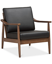 Ambelin Lounge Chair, Quick Ship