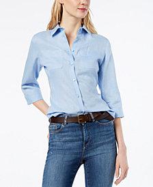 Weekend Max Mara Foster Linen Shirt
