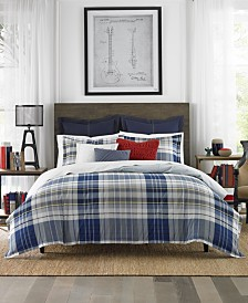 Tommy Hilfiger Poquonock Plaid 2-Pc. Twin/Twin XL Comforter Set