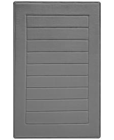 "CLOSEOUT! SensorGel SensoSoft™ 21"" x 34"" Ultra Plush Memory Foam Bath Rug"