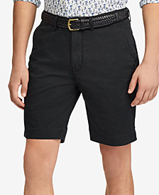 "Polo Ralph Lauren Men's Big & Tall Stretch Classic-Fit 9-1/2"" Shorts"