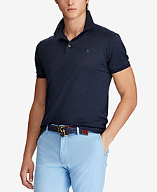 Polo Ralph Lauren Men's Custom Slim Fit Jersey Polo