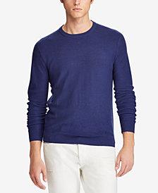 Polo Ralph Lauren Men's Silk Cashmere Blend Sweater