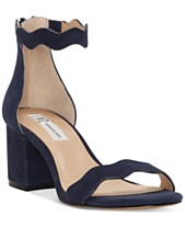 online store 67ba4 e415a I.N.C. Hadwin Scallop Two-Piece Sandals, Created for Macys