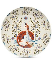 Taika White Large Coupe Bowl