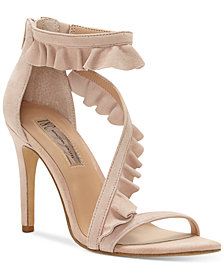 I.N.C. Women's Rezza Dress Sandals, Created for Macy's