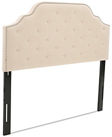 Tenlie Adjustable Full/Queen Headboard, Quick Ship