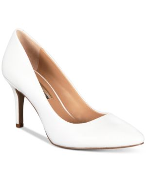 I.n.c. Women's Zitah Pointed Toe Pumps, Created for Macy's Women's Shoes