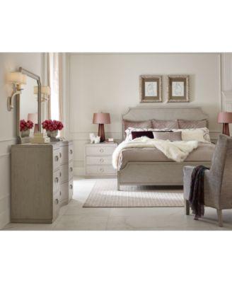Rachael Ray Cinema Panel Bedroom Furniture, 3 Pc. Set (California King Bed