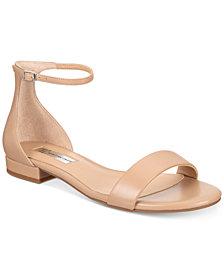 I.N.C. Women's Yafaa Flat Sandals, Created for Macy's