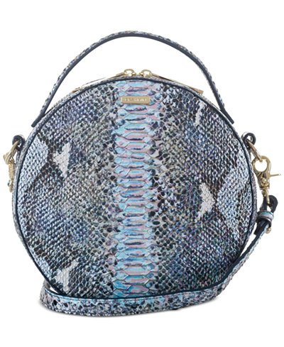 Brahmin Seville Lane Marine Small Crossbody