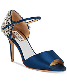 Badgley Mischka Harbor Evening Sandals