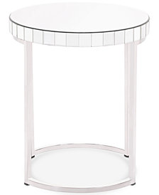 Calara End Table, Quick Ship