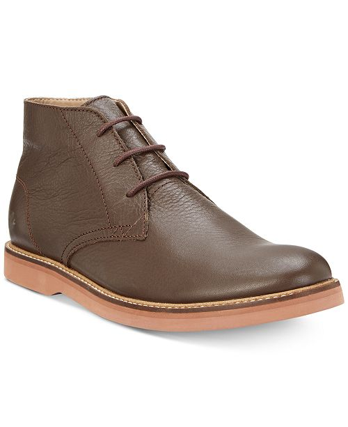 1c6c2d6311b8 Lacoste Men s Sherbrooke Chukka Boots   Reviews - All Men s Shoes ...
