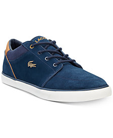 Lacoste Men's Bayliss Boating-Inspired Shoes