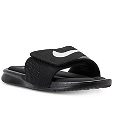 Nike Men's Ultra Comfort Slide Sandals from Finish Line