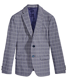 Lauren Ralph Lauren Plaid Sport Coat, Big Boys