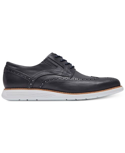 Rockport Men's Total Motion Sport Dress Perforated Wingtip Oxfords Men's Shoes pkSEaSjg0