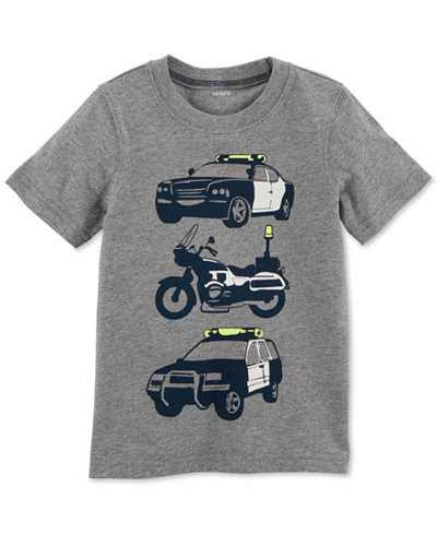 Carter's Graphic-Print Cotton T-Shirt, Toddler Boys