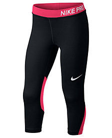 Nike Pro Capri Leggings, Big Girls