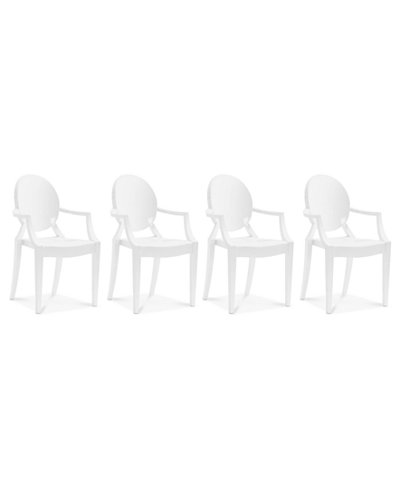Anime Dining Chair (Set Of 4), Quick Ship