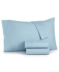 Bari 4-Pc. Solid California King Sheet Set, 350 Thread Count Cotton Blend