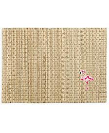 Leila's Linens Flamingo Placemat