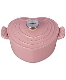 2.25-Qt. Heart Dutch Oven