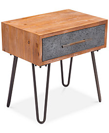 Lynam End Table, Quick Ship