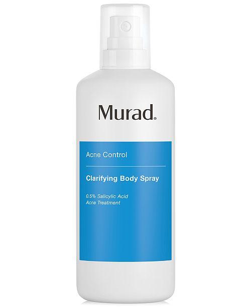 Murad Acne Control Clarifying Body Spray, 4.3-oz.