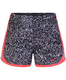 Nike Printed Dri-FIT Tempo Running Shorts, Toddler Girls