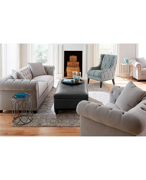 Martha Collection Saybridge Living Room Furniture Created For Macy S