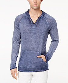 I.N.C. Men's French Terry Hoodie, Created for Macy's