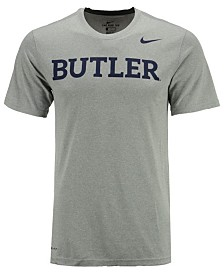 Nike Men's Butler Bulldogs Dri-Fit Legend Wordmark T-Shirt